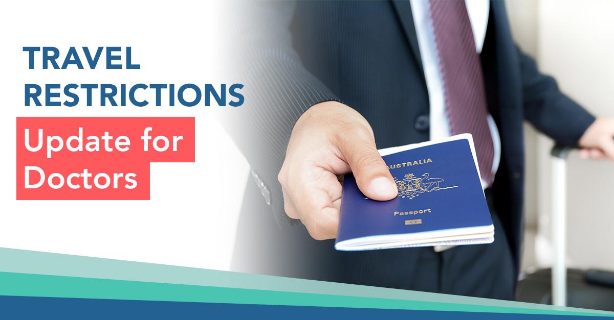 COVID-19 – International Travel Restrictions  Wavelength